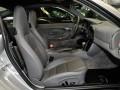 Photo intérieur cuir Gris Porche Turbo 996