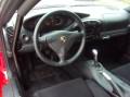 Photo intérieur cuir gris Porsche 996 GT2