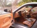 Photo intérieur cuir Savanne Beige Porche 996 GT2