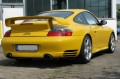 Photo Porche 996 GT2 Jaune Vitesse