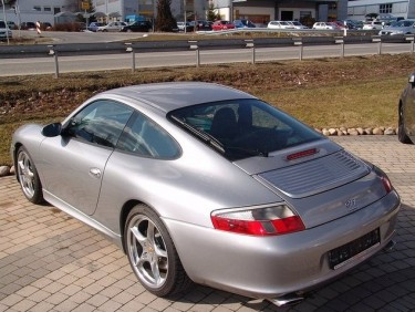 Photo Porsche 996 Anniversaire