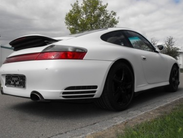 Photo Porsche 996 C4S Coupé
