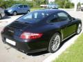 Photo Porsche 997 C2 Noir