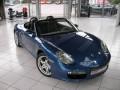 Photo Porsche Boxster 987 2.7 Bleu Cobalt