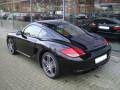 Photo Porsche Cayman 2.9 Noir verni