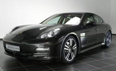 Options Porsche Panamera 4 berline