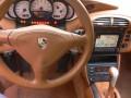 Photo volant cuir Porsche 996 GT2