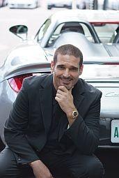 Stephane Lambert fondateur de Stuttgart Automobile Magazine.