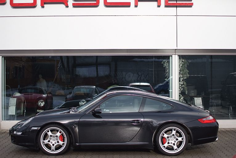 997 S 355 cv phase 1 occasion Allemagne