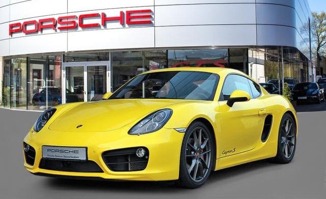 Cote Porsche