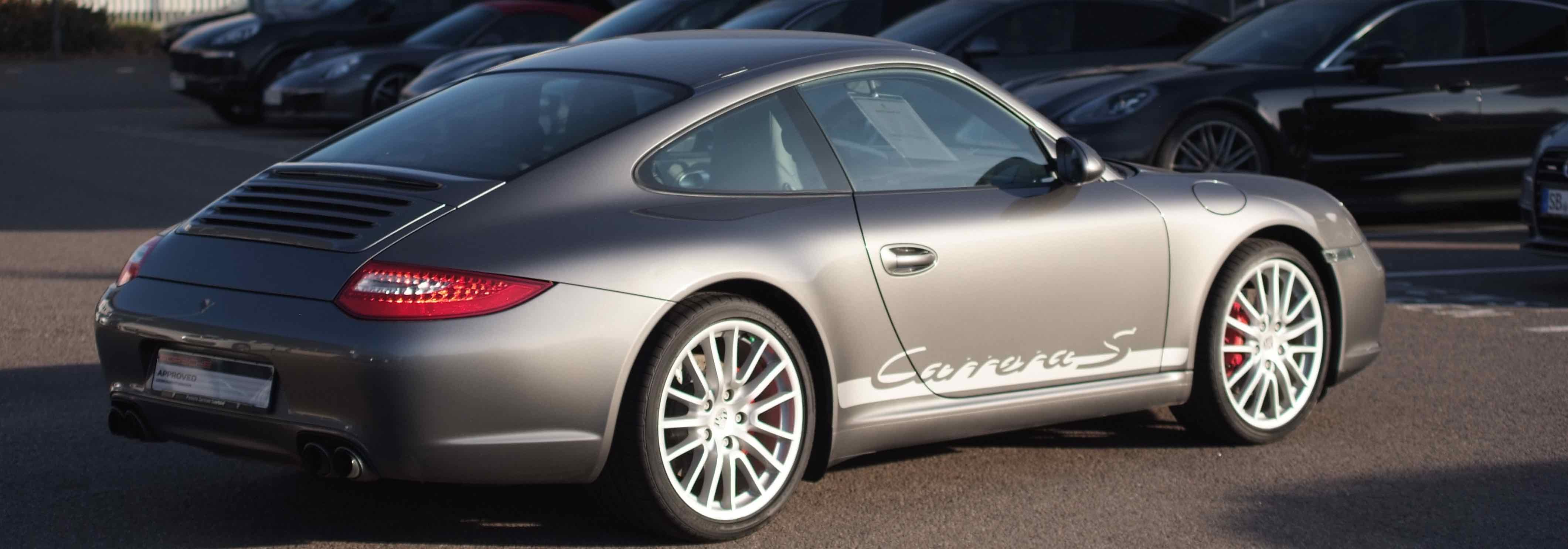 Porsche occasion Stuttgart Automobile