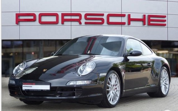 occasion Porsche 911 type 997 4S coupe