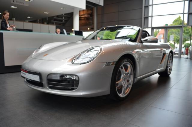 cote personnalisee Porsche Boxster type 987