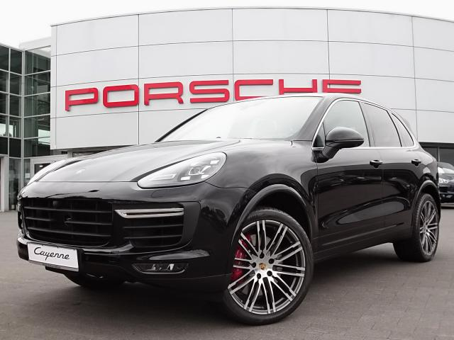 Occasion Porsche Cayenne turbo 519 cv type 92a phase 2