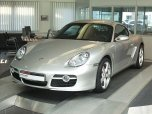 Occasion Porsche Cayman 2l7 type 987 phase 1