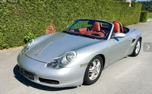 options Porsche Boxster 986