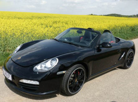 options Porsche Boxster 987 phase 2