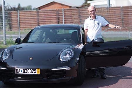 Avis vente occasion Porsche 991 S coupe