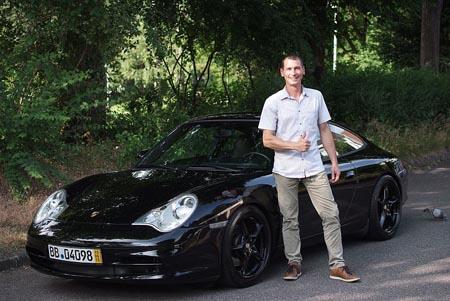 Achat achat occasion modele Porsche 996 Carrera coupe