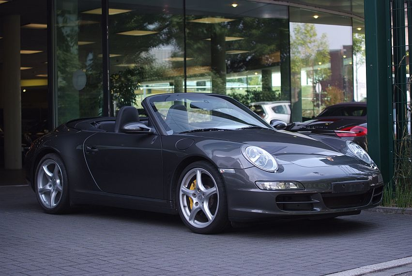 avis clients vente porsche occasion allemagne 997 4s cabriolet. Black Bedroom Furniture Sets. Home Design Ideas