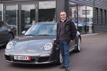 Avis client achat Porsche 997 phase 2 385 cv
