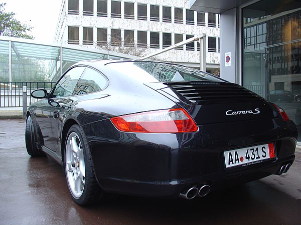 avis client achat porsche 997 s coupe en allemagne. Black Bedroom Furniture Sets. Home Design Ideas