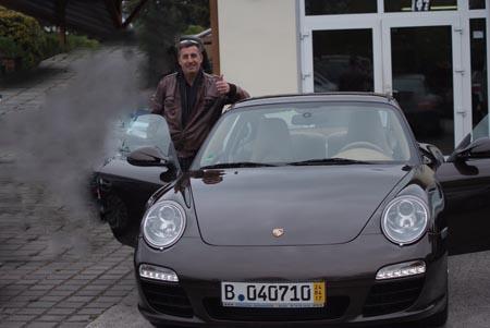 Avis clients Porsche occasion Allemagne