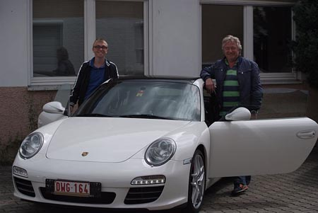 Achat occasion modele Porsche 911 type 997 Targa 4S 385 cv