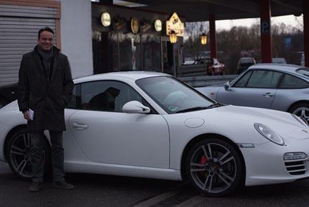 Achat occasion modele Porsche 997 4S 385 cv coupe