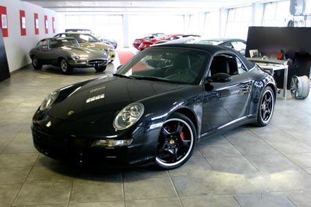 Avis Achat occasion modele Porsche 997 4S cabriolet
