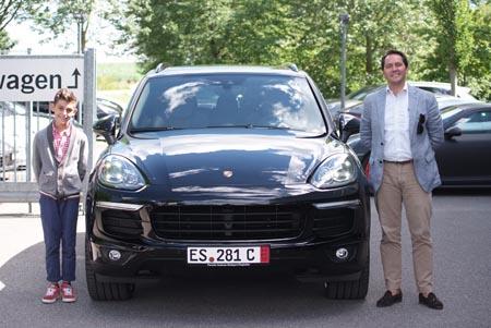 Avis client achat Porsche Cayenne S E-Hybrid SUV