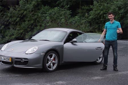 Avis client achat Porsche Cayman S type 987 295 cv